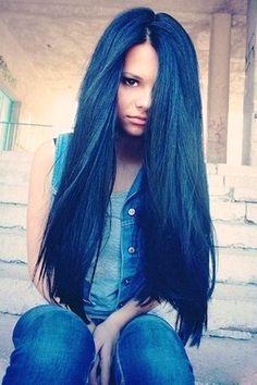темно-синий цвет волос: 20 тыс изображений найдено в Яндекс.Картинках