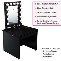 """I NEED this in my life.. Please! Birthday gift??? #Hollywoodgirlvanity #birthdaygift #only$750 #makeupaddict"""