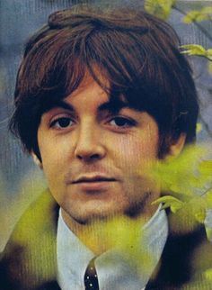 Paul McCartney.  What a cutie.....then and now.
