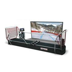 Горнолыжный тренажер-симулятор Sky Tec President HD Screen