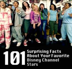 101 Surprising Facts About Your Favorite Disney Channel Stars