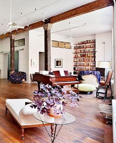 spacious new york loft / sfgirlbybay