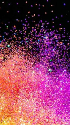 #GlitterBackground