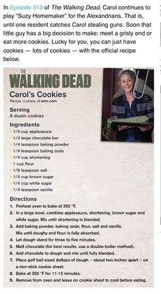 Not bad cookies