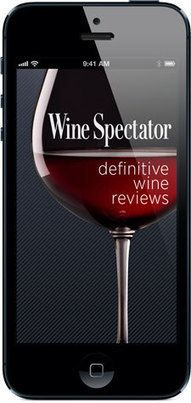 The Wine Spectator WineRatings+ App