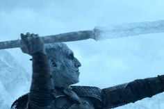 The Night King Hunts Daenary's Dragons - One of Most Astonishing Scenes of All times