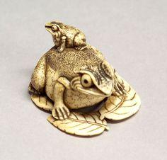 Ivory Netsuke | Sale Number 2454, Lot Number 383 | Skinner Auctioneers
