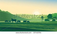 Landscape Vector Stock Photos, Images, & Pictures | Shutterstock