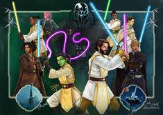 Comic Book Artists, Comic Books, Rising Storm, Star Wars Characters, Fictional Characters, S Wave, Star Wars Light Saber, Freelance Illustrator, Star Wars Art
