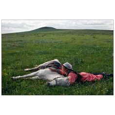 """I adore this classic, romantic and sentimental image."" Today on magnumphotos.com: for the first instalment of our new Photography Insiders series, content director and photo editor Alexia Singh shares insights and inspiration from her career, as well as her picks from the Magnum archive. Link in bio.  PHOTO: Horse training for the militia. Inner Mongolia. China. 1979. © #EveArnold/#MagnumPhotos"