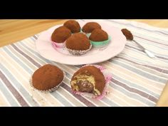Tiramisù truffles: a real delicacy - YouTube
