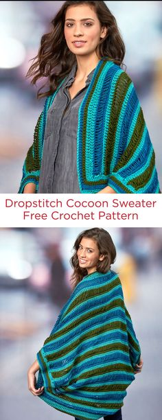 Dropstitch Cocoon Sw