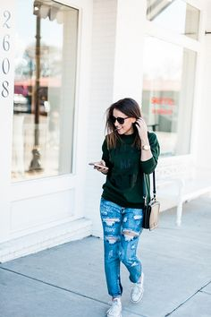 Here & Now | A Nashville Style Blog: easy weekend style