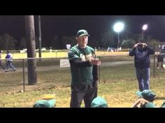 Best Little League Pregame Speech EVER - YouTube #gooderon3 #yourdadisalooser