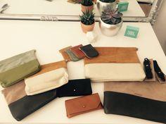 Aus Amerika gerade angekommen die super schönen Taschen/make Up Cases von Awl Snap ❤️ ich hab mich verliebt