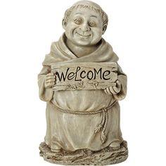 Welcome Monk -  Measures: 12