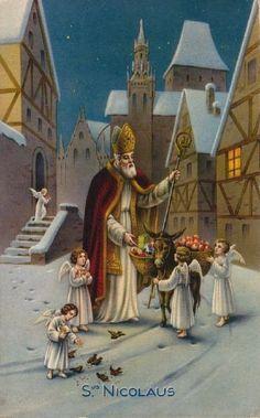 S. Nicolaus (German)