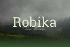 Robika-Free-Font-1