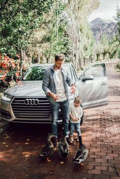 5 Reasons to love the Audi Q7 on a Road Trip with the Kids | Hello His