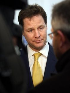 Nick Clegg: UK economy needs 'rebalancing'