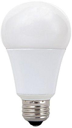 TCP CAS11LCDL LED Connected A19 - 60 Watt Equivalent (11W)  Daylight (5000K) WiFi Enabled Wireless Smart General Purpose Light Bulb TCP http://www.amazon.com/dp/B00KYSTRK2/ref=cm_sw_r_pi_dp_KqVtub170GWJZ