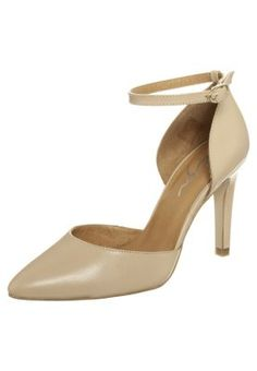 H�ye h�ler - beige Pump It Up, Beige, Sock Shoes, Fashion Shoes, Kitten Heels, Pumps, Cravings, Socks, Taupe