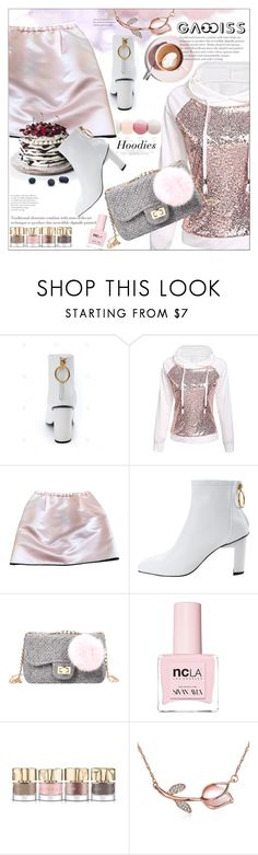 """""""Hoodies, Gamiss-Win $20!"""" by astromeria ❤ liked on Polyvore featuring D&G, ncLA, Smith & Cult, contest, hoodie and gamiss"""