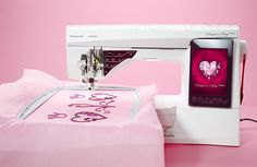 Sewing and embroidery machine | DESIGNER RUBY Royale™