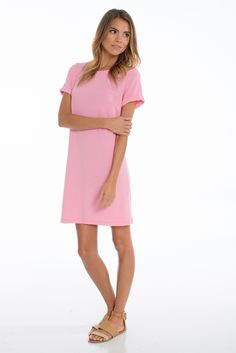 Everly Shift Dress