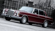 Who has just purchased this slick Mercedes 300SEL 3.5? http://www.kahndesign.com/news/news_detail.php?i=399