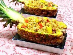 Nu mai comanzi mâncare chinezească la pachet de teama că nu vei reuși să îmbini arome sofisticate de soia sau sos de pește? Bucătăria asiatică are și alte preparate mai ușor de făcut, dar la fel de spectaculoase. Poți să dai startul unei petreceri cu această combinație suprinzătoare de ananas și pui. E un fel…