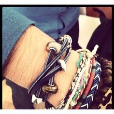 Attention Gents! Trollbeads aren't just for the Ladies!  Parkleigh can help you get your story started right!