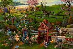 13-Coffre aux tresors divers artistes (J)                                             Tom Antonishak