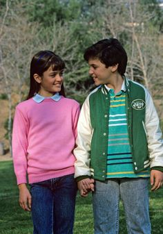 """Wanting to be Winnie Cooper from """"The Wonder Years."""""""