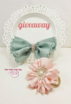 hairbow010.jpg 1,091×1,600 pixels #giveaways #giveaway #bow #handmade #hair #accessory #hairaccessory #spring #pastel #pink #teal #bows #cute #kawaii