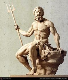 poseidon statue - Buscar con Google