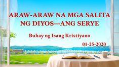 Araw-araw na mga Salita ng Diyos Praise Songs, Christian Movies, Tagalog, Movies 2019, Musicals, Film, Day, Videos, Youtube