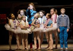Billy Elliot #Musical #Theatre