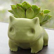 These 3D-Printed Bulbasaur Planters Might Grow On You | Nintendo News nintendonews.com