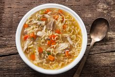 Hot Soup Recipes to Eat When You Have a Cold - Pictures