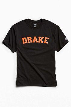 42ec1295fc4860 Slide View  1  Champion   UO Drake Tee Urban Outfits