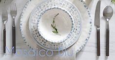VIETRI - 'Mosaico Blu' Collection | Plum Pudding Gourmet Kitchen Store
