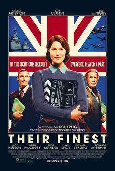 Their Finest Movie Poster 1