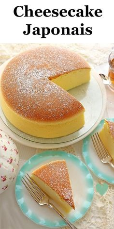 dessert for two cheesecake ~ dessert for two Japanese Cheesecake Recipes, Cheesecake Desserts, Mango Cheesecake, Nutella Cheesecake, Baking Bad, Gluten Free Recipes For Dinner, Dessert Bread, Quick Dessert, Creative Food