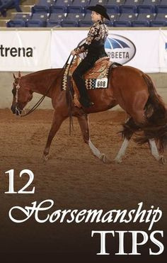 12 Tips for Crushing This Horsemanship Pattern