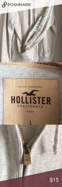 Hollister Hoodie Gently used Hollister Hoodie Hollister Jackets & Coats