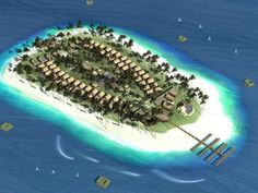 Umang Island - Indonesia  I think I will love the beach. Might want to go there in the future