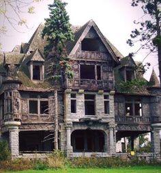 Carleton Island Villa, Point of Carleton Island, New York