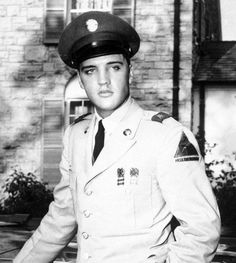 Elvis Presley - even before this, the first night he was on the Ed Sullivan Show.