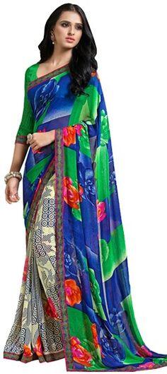 Buy Now: Rs. 1,000 /-  http://www.indianweddingsaree.com/product/183298.html Beautiful & Designer Sarees- Bridal Wedding Sarees, Party Wear Saris and Bollywood Sarees